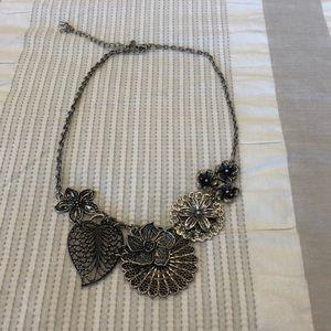 NWOT - Premier Designs Botanical Necklace